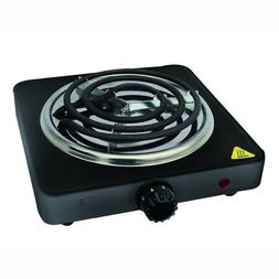 Family Home 1000W Single Coiled Burner