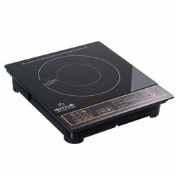 DUXTOP 1800-Watt Portable Induction Cooktop Countertop Elect