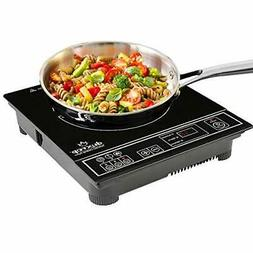 Duxtop 1800W Portable Induction Cooktop Countertop Burner St