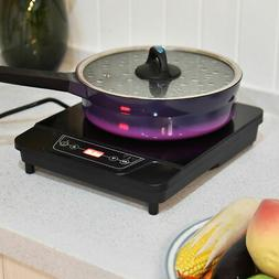 1800W Portable Single Burner Electric Induction Cooker Kitch