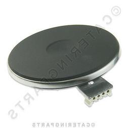 HE15 180mm 1500 watt 1.5kW RADIANT RING / HOTPLATE 240v EGO