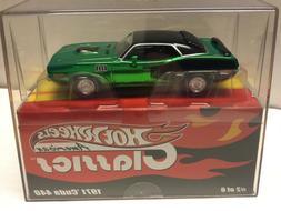 1971 'Cuda 440 1:43 Hot Wheels American Classics #611/2000