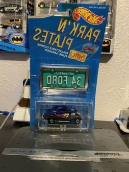 1988 park n plates blue 3 window