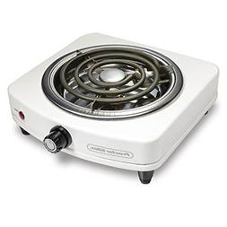 Proctor Silex 34103 Fifth Burner White