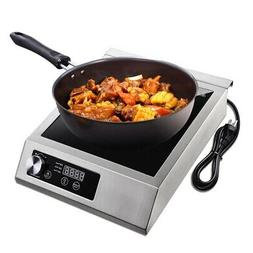 3500W Electric Induction Cooker Cooktop Hi-power Commercial