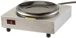 Bloomfield 8851S Coffee Warmer, 1-Station, Stainless Steel,