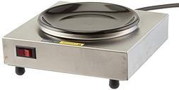 Bloomfield 8851S Coffee Warmer, 1-Station, Stainless Steel,