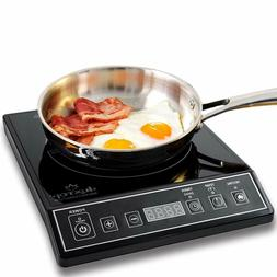Duxtop 9100MC 1800W Portable Induction Cooktop Countertop Bu