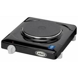 Cadco KR-1 Portable Cast Iron Hot Plate, 120-Volt