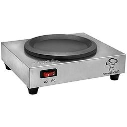 Chef's Supreme - Stainless Single Coffee Warmer