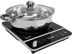 Rosewill Induction Cooker 1800 Watt, Induction Cooktop, Elec