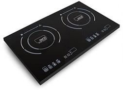 True Induction TI-2C Cooktop, Double Burner, Energy Efficien