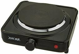 Portable Electric Hot Plate Single Burner Cooking Laboratory