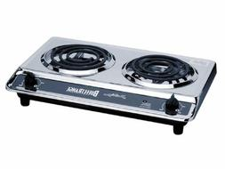 BroilKing PR-D1N Professional Double Burner Range by Broil K
