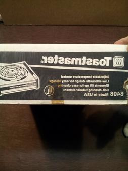TOASTMASTER BUFFET RANGE MODEL# 6406