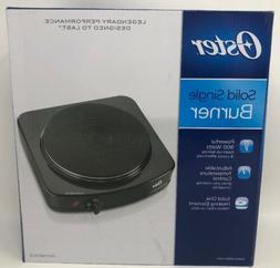 OSTER CKSTSB100-B-015 Hot Plate,3072 BtuH,900W,10-1/2 in. L