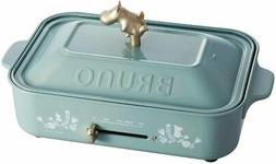 BRUNO Compact Hot Plate BOE059-BGR  Japan Domestic AC:100