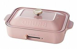 BRUNO compact hot plate BOE021-PK