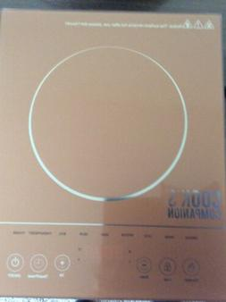 Cooks Companion New Copper Color Induction Cooker/Hot Plate