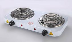 Altocraft Cookmaster Electric Double Burner Portable Hotplat