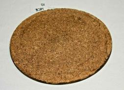 cork mat hot plate dining house pan
