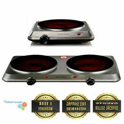 Ovente Hot Plate Electric Countertop Infrared Stove BGI Seri