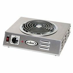 Cadco CSR-3T Electric Countertop Hotplate