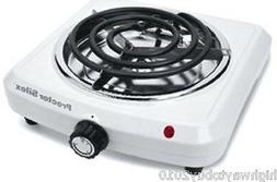 Proctor Silex Durable Fifth Burner Adjustable Temperature Co