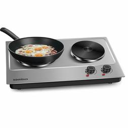 Electric Double Burners Electric Cast Iron Hot Plates Cookto