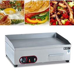 3000W Electric Griddle Flat Top Commercial Restaurant Grill