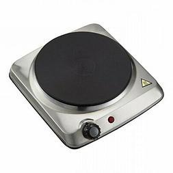 Courant Electric Hotplate, Countertop Burner, Single Buffet