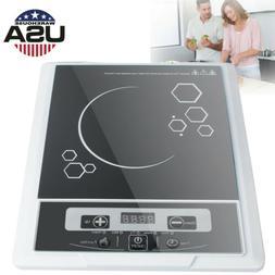 Electric Induction Cooker Single Burner Digital Hot Plate Co