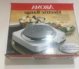 Aroma Electric Range AHP-303 New Boxed Never Used Dorm Offic