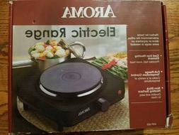 Aroma Electric Range - AHP-303 - New with Box