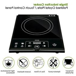 Electric Single Induction Cooker Portable Cooktop Burner 180