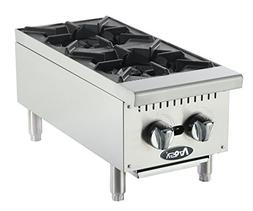 Gas Double Burner Hotplate