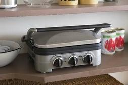 CUISINART GR-4NJ Multi Gourmet Plate Hot Plate 1200W AC100V