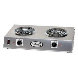 CADCO CDR-1T Hot Plate,Double,Tubular
