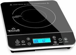Duxtop Portable Induction Cooktop, Countertop Burner Inducti