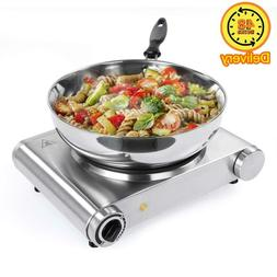 Sunavo Hp-30 Electric Hot Plate For Cooking, Single Hotplate