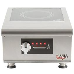 APW Wyott IHP-1 Champion Single Hob Countertop Hot Plate Ind