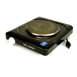 "Cadco KR-1 11-1/2"" Portable Electric Hot Plate"