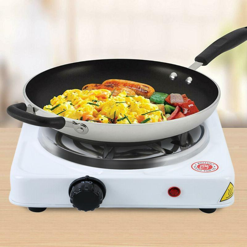 commercial portable electric single hot plate burner