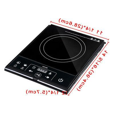1800W Cooker Portable Digital Hot Plate