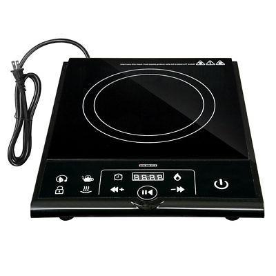 1800W Cooker Portable Burner Digital