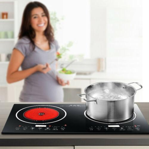 2400W Cooker Digital Hot