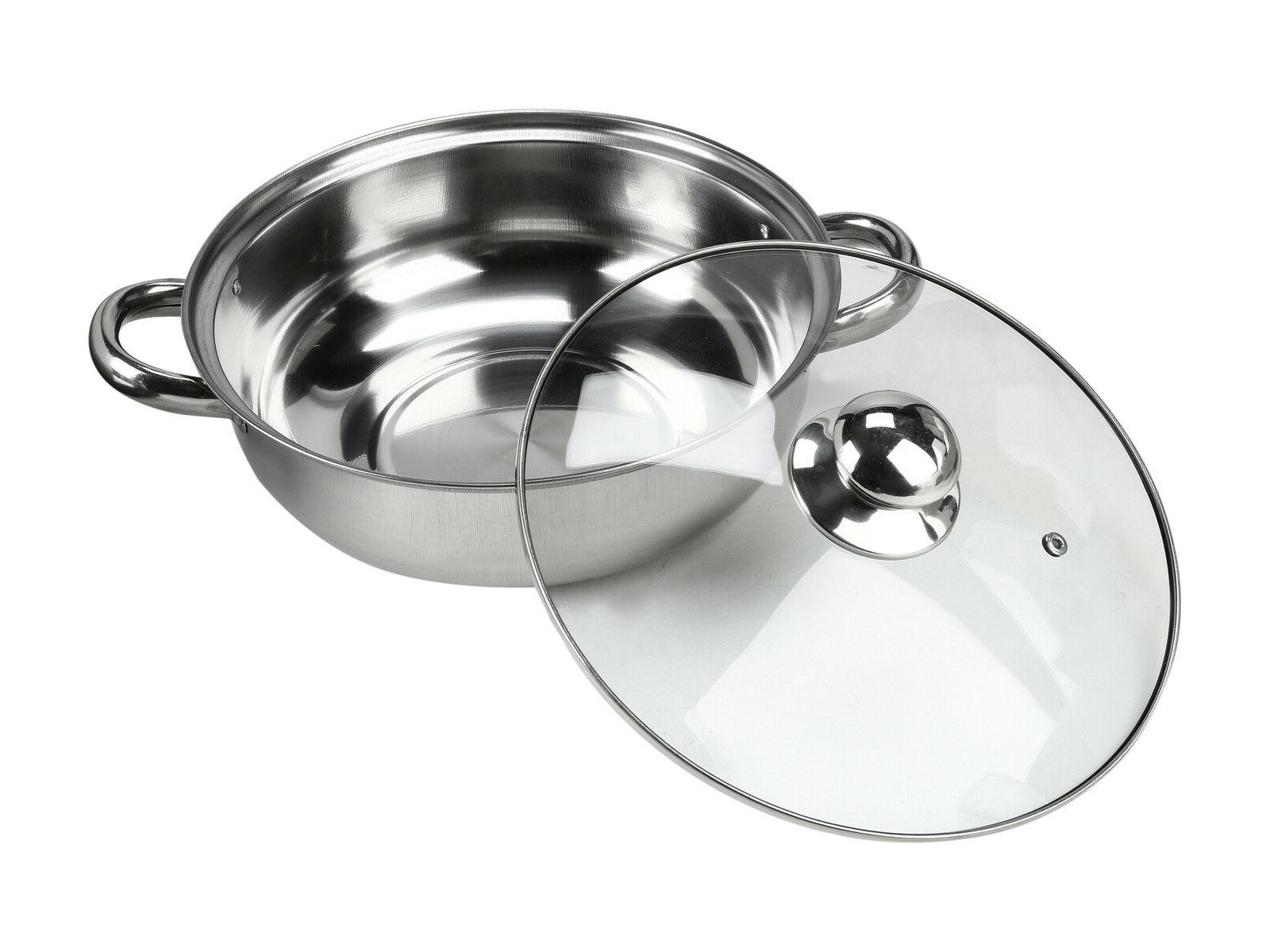 Settings Induction Stainless steel