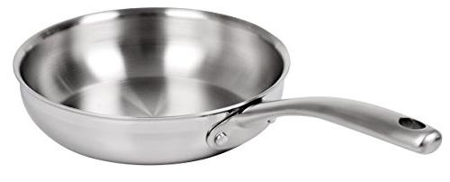 Duxtop Piece Whole-Clad Tri-Ply Cookware Set,