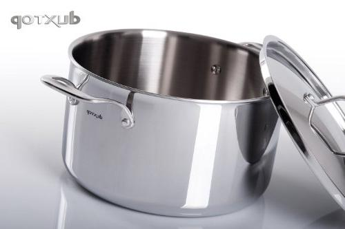 Duxtop 9 Whole-Clad Stainless