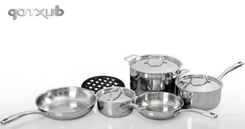 Duxtop SSC-9PC Whole-Clad Stainless Steel